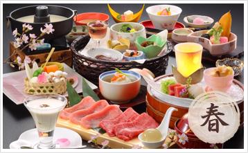 豚しゃぶとパイシチューメインのお料理(イメージ)